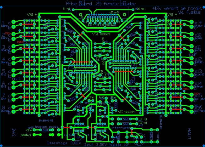 """Résultat de recherche d'images pour """"circuit imprimé"""""""
